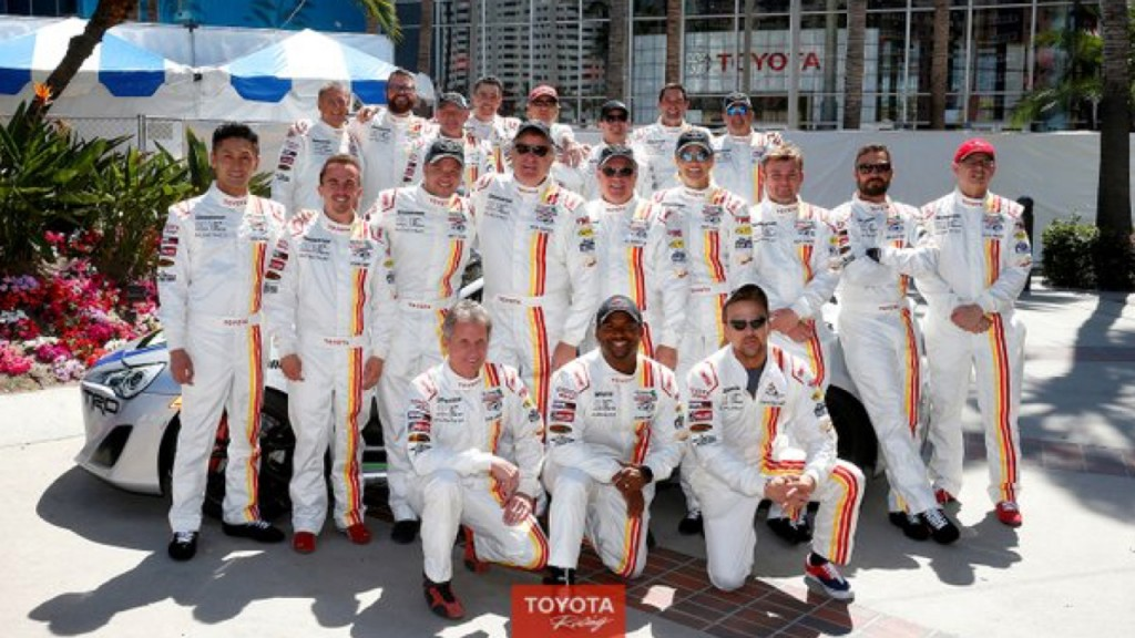 Toyota Grand Prix Long Beach Pro Celebrity Race | Toyota ...