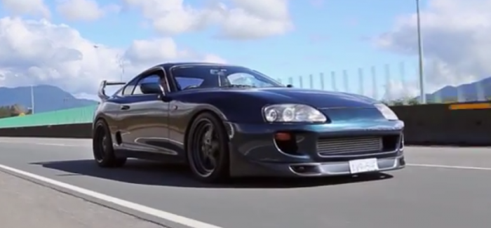 600whp mk4 jdm toyota supra video dpccars. Black Bedroom Furniture Sets. Home Design Ideas