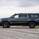 650HP Superchargers GMC Yukon Denali by Hennessey (1)