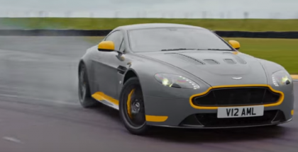 Aston Martin V12 Vantage S Manual with AMSHIFT (1)