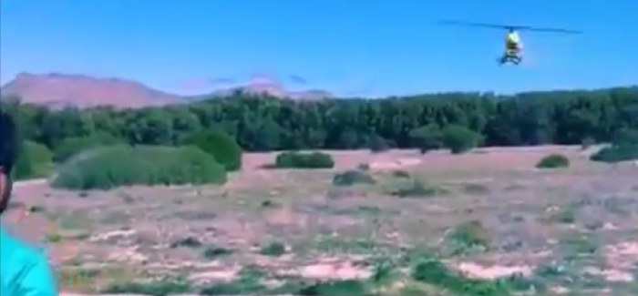 Awesome RC helicopter skills – Video