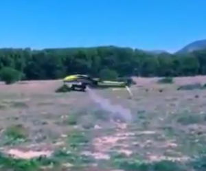 Awesome RC helicopter skills (2)