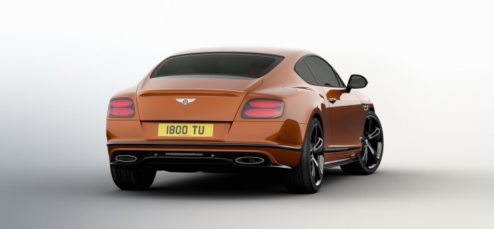 Bentley Continental GT Speed Black Edition - Official (3)