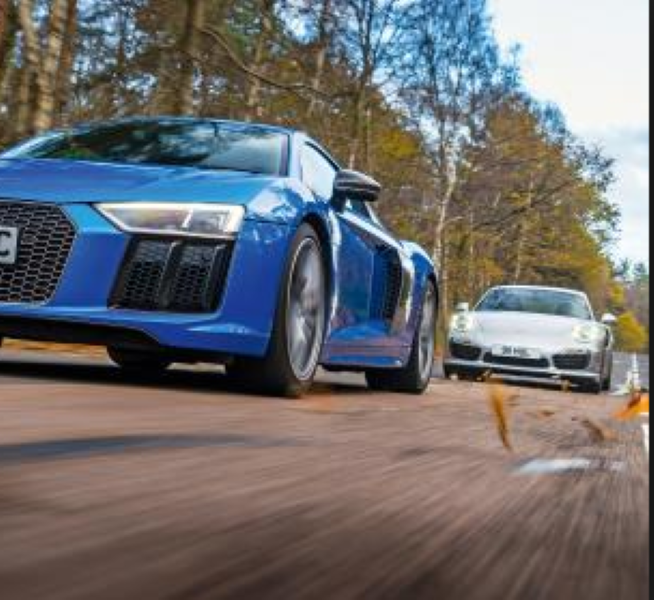 Lambo Huracán vs Audi R8 V10 Plus vs Porsche 991.2 Turbo S Track battle – Video | DPCcars