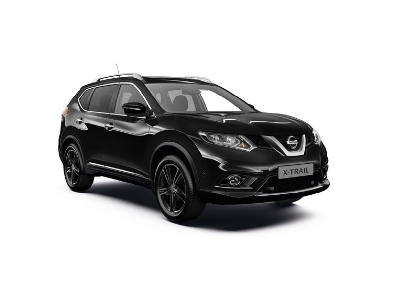 nissan x trail special edition dpccars. Black Bedroom Furniture Sets. Home Design Ideas