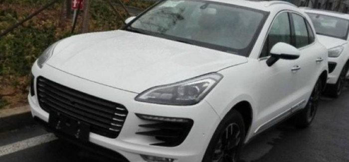 Porsche Macan Chinese Clone - Rennlist Discussion Forums
