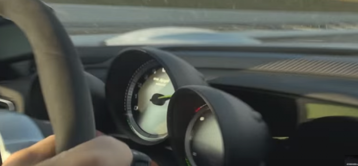 Top speed Run With Porsche 918 Spyder On The Autobahn – Video | DPCcars