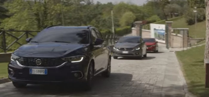 2016 Fiat Tipo Lineup Video Dpccars
