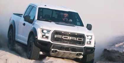 All-new 2017 Ford F-150 Raptor Off-Road Capabilities (1)