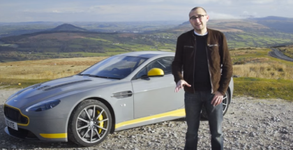 Carfection - Aston Martin V12 Vantage S Manual (1)