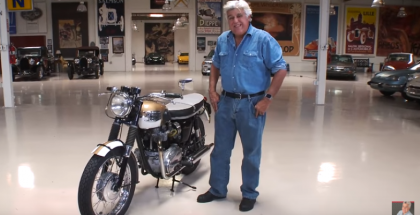 Jay Leno - 1964 Triumph Bonneville Review (1)