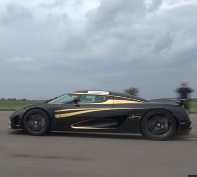 koenigsegg agera hundra vs bugatti veyron 16 4 video dpccars. Black Bedroom Furniture Sets. Home Design Ideas