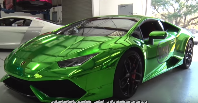 lambo huracan quarter mile battle video dpccars. Black Bedroom Furniture Sets. Home Design Ideas