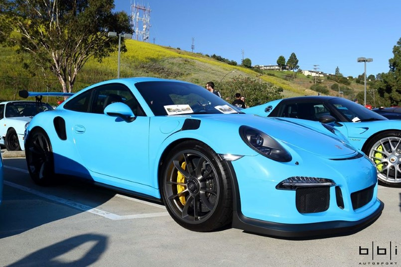 riviera blue porsche 918 spyder and 991 gt3 rs dpccars. Black Bedroom Furniture Sets. Home Design Ideas