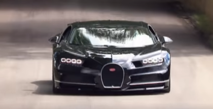 1500hp Bugatti Chiron at 2016 Goodwood FoS (1)