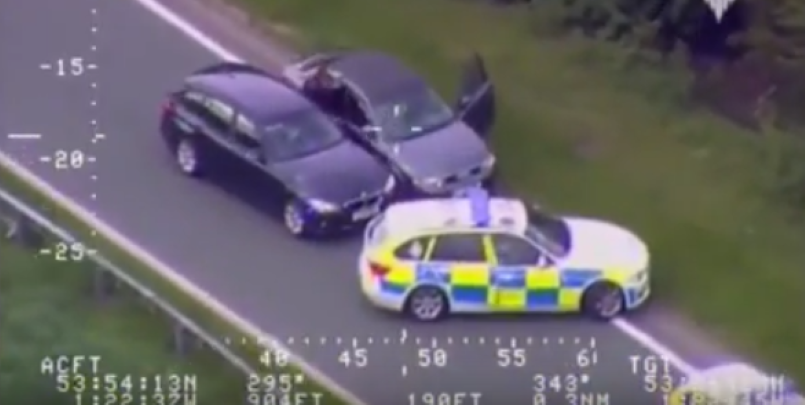 150MPH Police Chase With Audi A4 In UK – Video | DPCcars