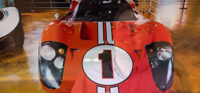 1967 Mark IV – Legend of Le Mans – Video