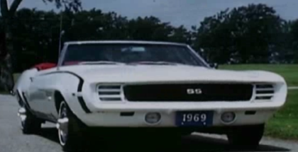 50th Anniversary Edition Chevrolet Camaro Historical Footage Compilation (1)