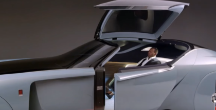 Closer look at the Rolls Royce 103EX Concept (1)