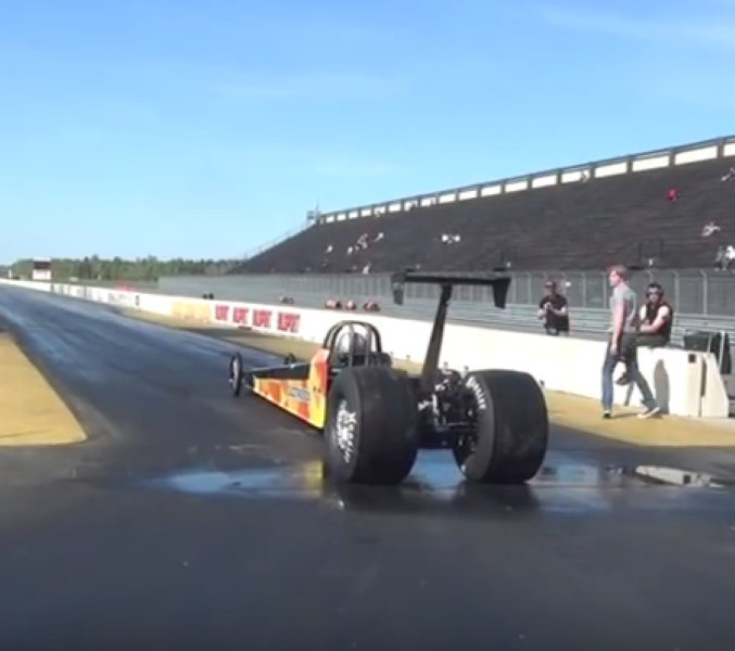 Electric Drag Car Runs 7 631 Video Dpccars