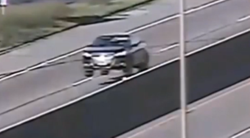 Extreme Heat Creates A Jumping Ramp On Minnesota Highway