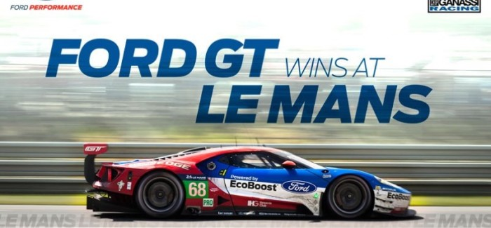 Ford Gt Gte Pro Win In Le Mans Documentary Video