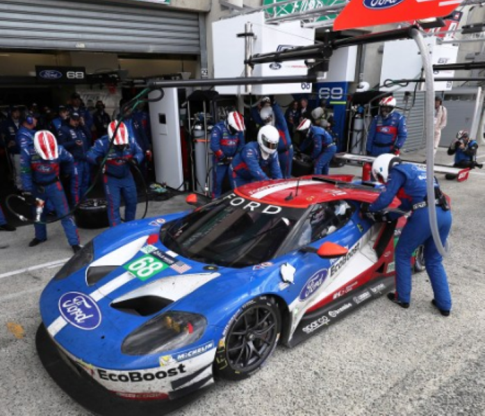 Ford Gt Gte Pro Win In Le Mans Documentary