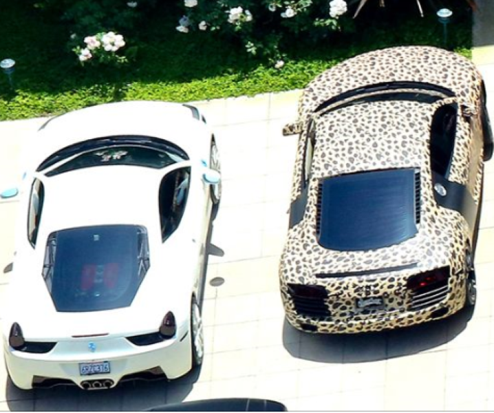 Justin Bieber Car Collection Video Dpccars