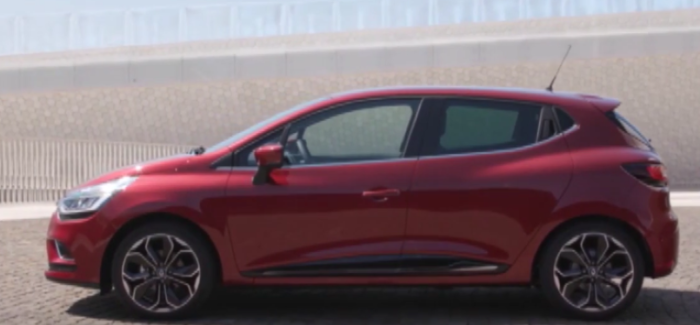 New 2017 Renault Clio – Video