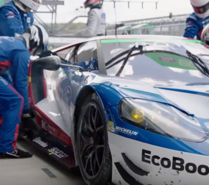 New Ford Gt Documentary All