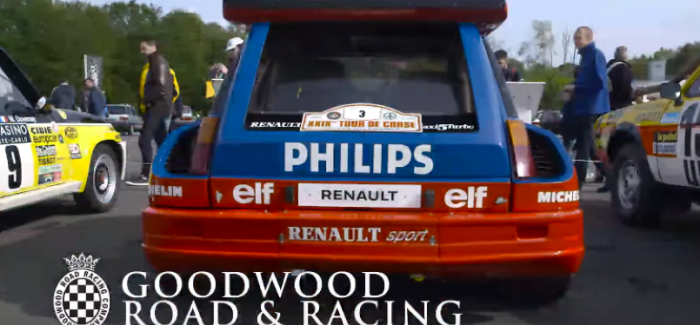 Renault 5 Turbo with Jean Ragnotti – Video
