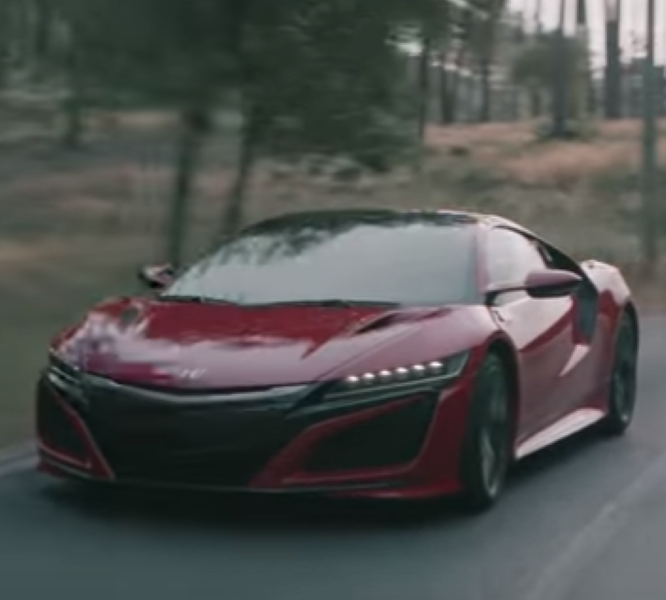 2016 Acura NSX Vs 1990 NSX Review (2)
