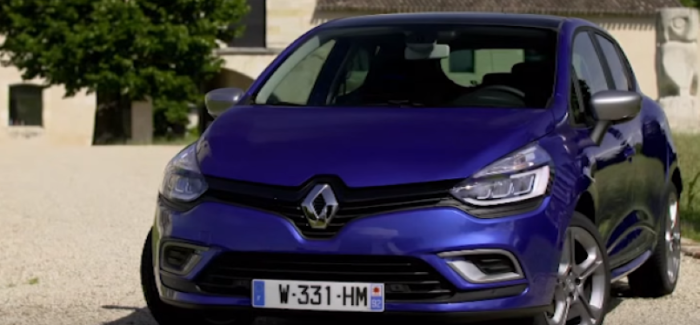 2016 Renault Clio and Clio GT Drive, Interior, and Exterior – Video