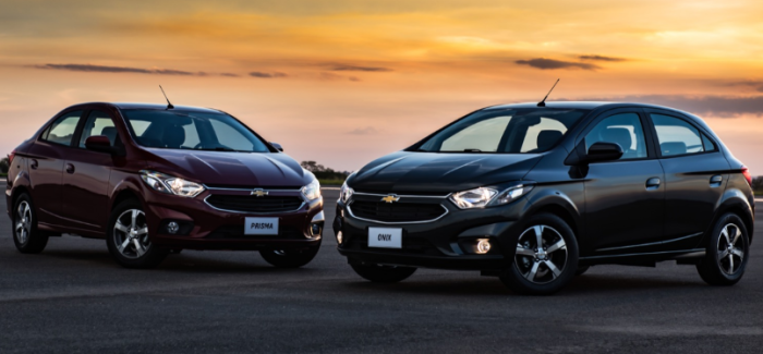 2017 Chevrolet Onix And 2017 Chevrolet Prisma Video Dpccars