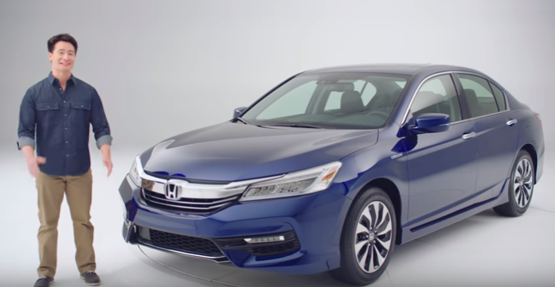 2017 honda accord hybrid review video dpccars. Black Bedroom Furniture Sets. Home Design Ideas