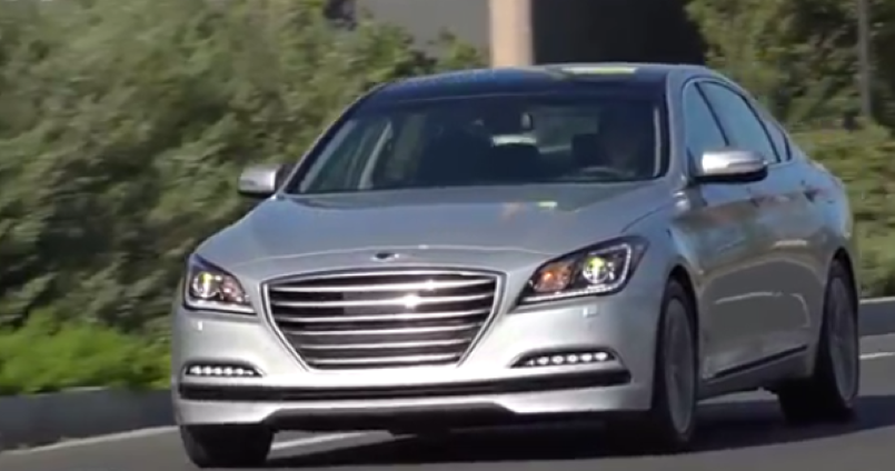 2017 hyundai genesis g80 video dpccars. Black Bedroom Furniture Sets. Home Design Ideas
