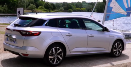 2017 Renault Megane Estate Test Drive and Interior (1)