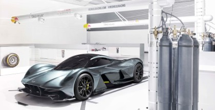 Aston Martin AM-RB 001 HYPERCAR - Official (1)