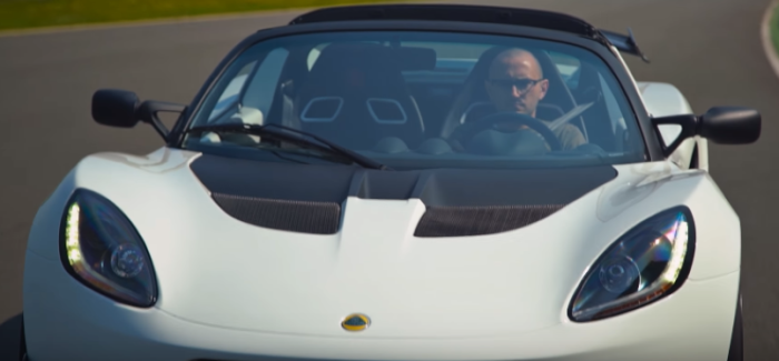 Carfection – Lotus Elise Cup 250 Review – Video
