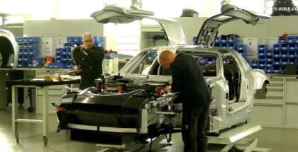 Mercedes SLS AMG GT3 Production and Driving Academy (1)