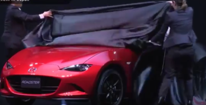 New Mazda MX 5 ND Full Unveiling