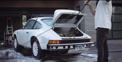 Off-Roading with a classic Porsche 911 (1)