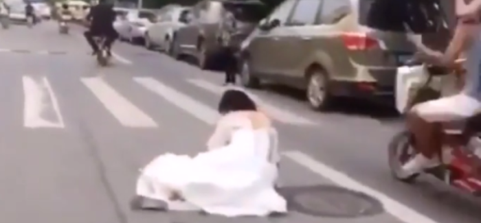 Scooter ride after marriage is sure to end in divorce (1)