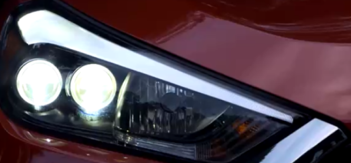 Small Suv Headlight Test With Poor Results Video