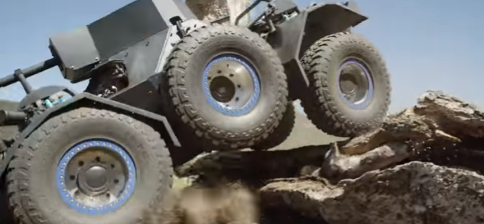 Toyo Tires Ferret Is The Ultimate Off Road Vehicle Video Dpccars