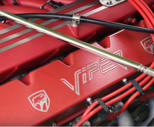 1968 Dodge Charger with Viper V10 engine swap (2)