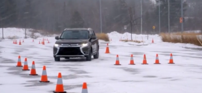 2016 Mitsubishi Outlander and GT AWD System – Video