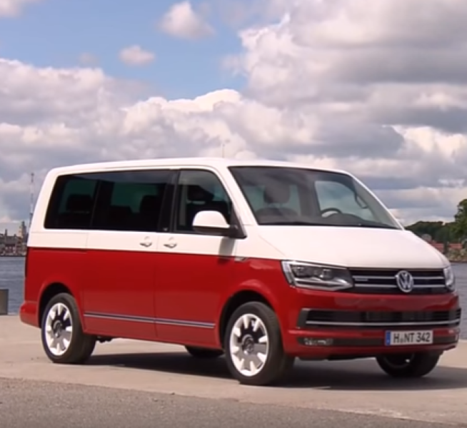 2016 vw t6 multivan video dpccars. Black Bedroom Furniture Sets. Home Design Ideas
