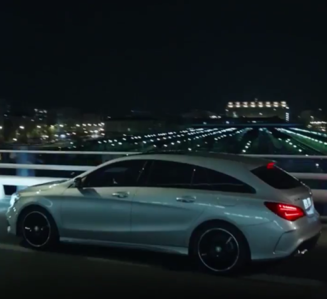 2017 Mercedes CLA and CLA Shooting Brake Commercial – Video | DPCcars