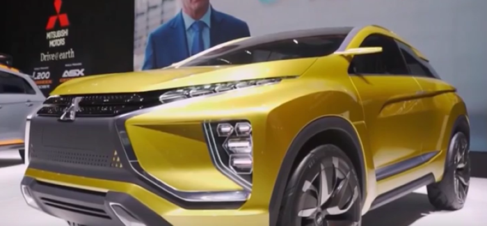 2017 Mitsubishi XM And EX Concept Review Video